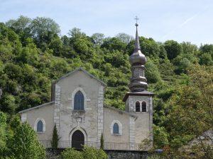 l'église de Lucey